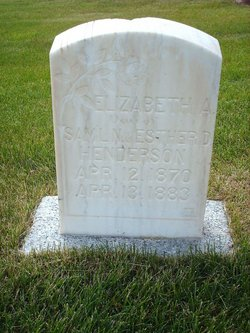 Elizabeth Ann Henderson