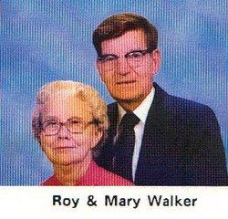 Mary <i>Woodard</i> Walker