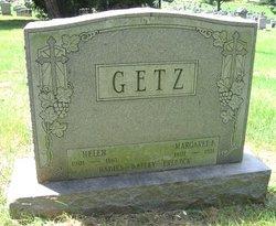 Margaret B. <i>Heckner</i> Getz
