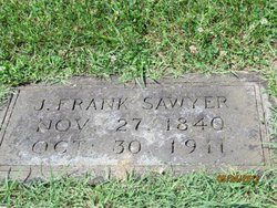 Josiah Franklin Frank Sawyer