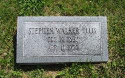 Stephen Walker Ellis