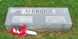 Dalton C Aldridge