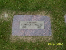 Clarence Levi Hilling