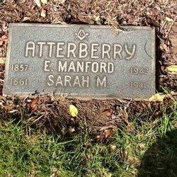 Sarah Mahalia <i>Williams</i> Atterberry