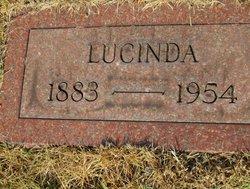 Mrs Lucinda Ellen Lucy <i>Frantom</i> Evans