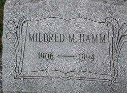 Mildred Hamm