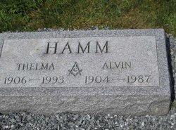 Alvin Hamm