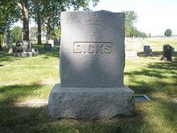 Edward Thomas Dicks
