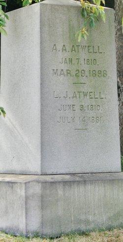 Lydia J Ingalls <i>Atwood</i> Atwell
