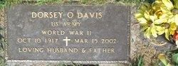 Dorsey O Davis