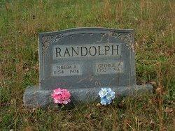 George A Randolph, Sr