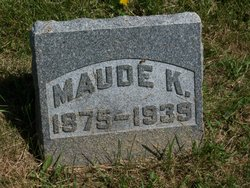 Maud Kitty <i>Chase</i> Carter