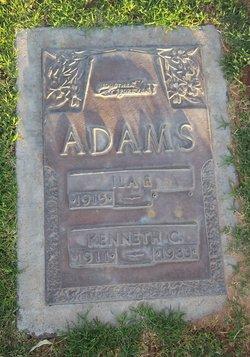 Ila Fern <i>Richardson</i> Adams