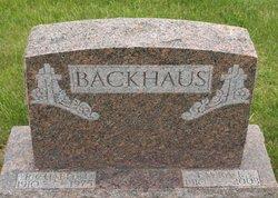 Richard H Backhaus
