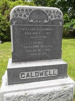 Catherine <i>Beattie</i> Caldwell