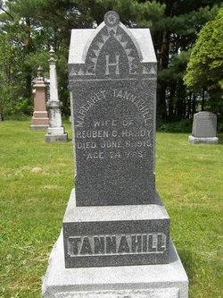 Margaret <i>Tannahill</i> Hardy
