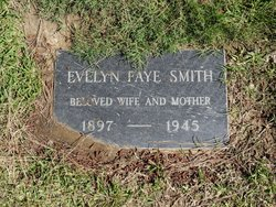 Evelyn Faye <i>Irwin</i> Smith