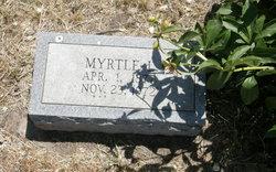 Myrtle L <i>Hunt</i> Burnham