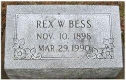 Reginald W Rex Bess