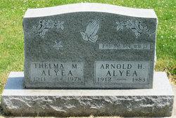 Arnold H. Alyea