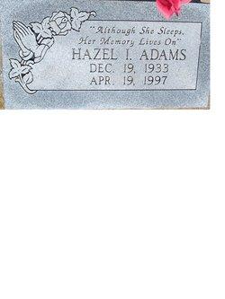 Hazel I. Adams