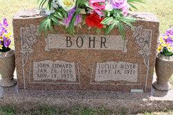 John Edward Bohr