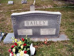 Mamie <i>Crosby</i> Bailey