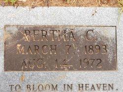 Bertha <i>Cook</i> Cudd