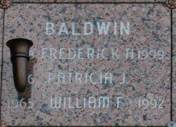 William F. Baldwin