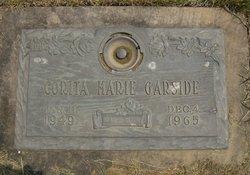 Corita Marie Garside