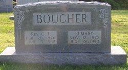 Elmary <i>Hubbard</i> Boucher