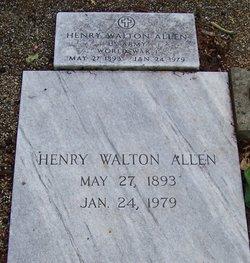 Henry Walton Allen