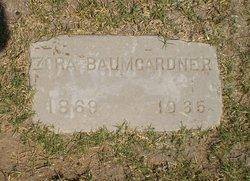 Zara Constance <i>Byrnes</i> Baumgardner