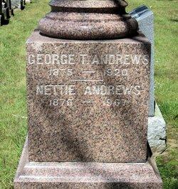 George T Andrews