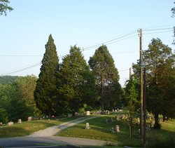Clinch River Baptist Church Cemetery