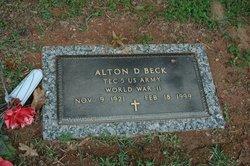 Alton D Beck