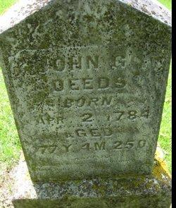 John George Deeds