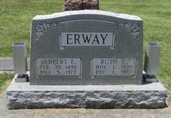 Mary Ruth <i>Coon</i> Erway
