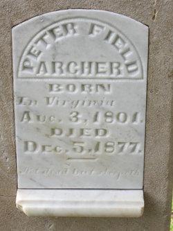 Peter Field Archer