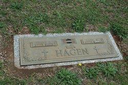 Hazel <i>Miller</i> Hagen