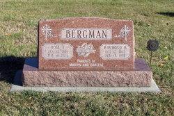 Rose Theresa <i>Haverkamp</i> Bergman