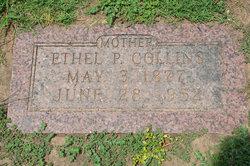 Ethel P Collins