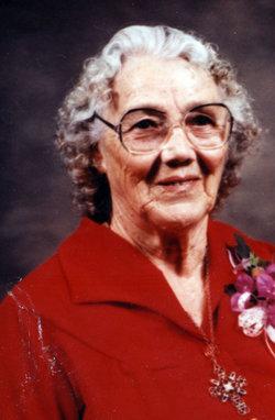 Martha Agnes <i>Riley</i> Adams