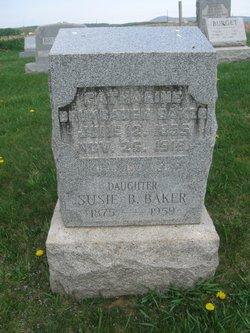 Catherine <i>Brumbaugh</i> Baker