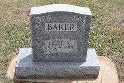 Lizzie M. Baker