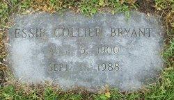 Essie <i>Collier</i> Bryant