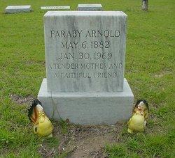 Faraby <i>Cone</i> Arnold