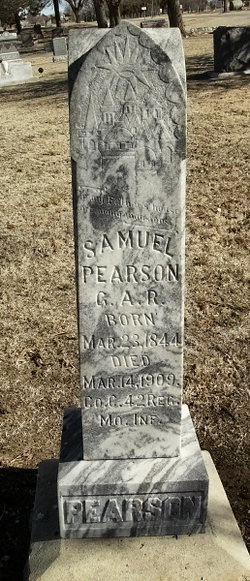 Samuel Pearson
