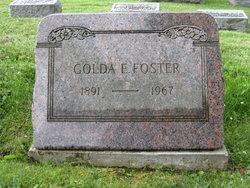 Golda E <i>Leiphart</i> Foster