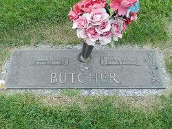 Nellie M <i>Mayfield</i> Butcher